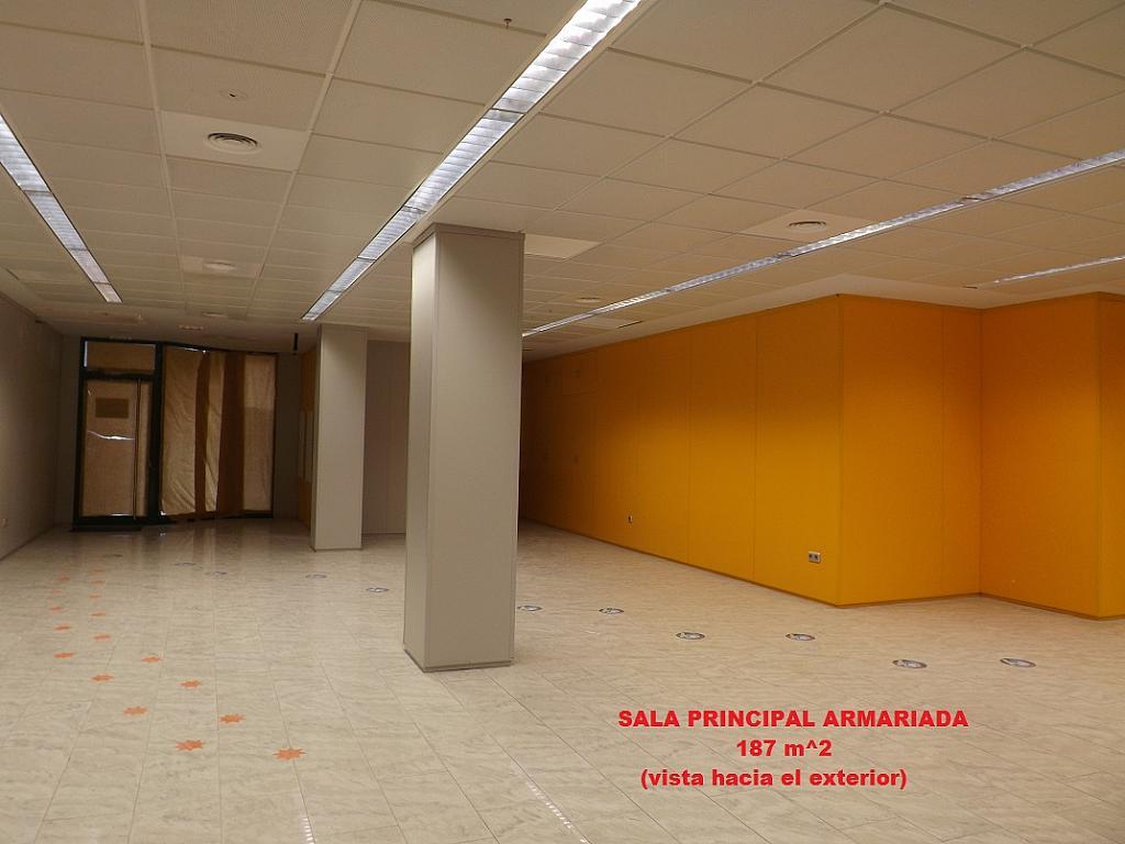 Vistas - Local comercial en alquiler en calle Tribunal de Las Aguas, Quart de Poblet - 314901458