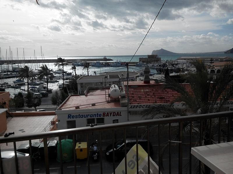 Vistas - Apartamento en venta en calle Del Port, Calpe/Calp - 211010378