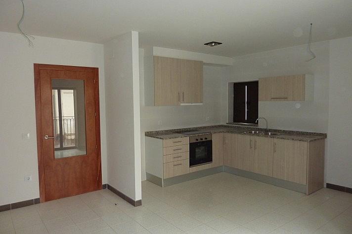 Comedor - Apartamento en alquiler en plaza Plaça de L'església, Sant Pere Pescador - 326649187