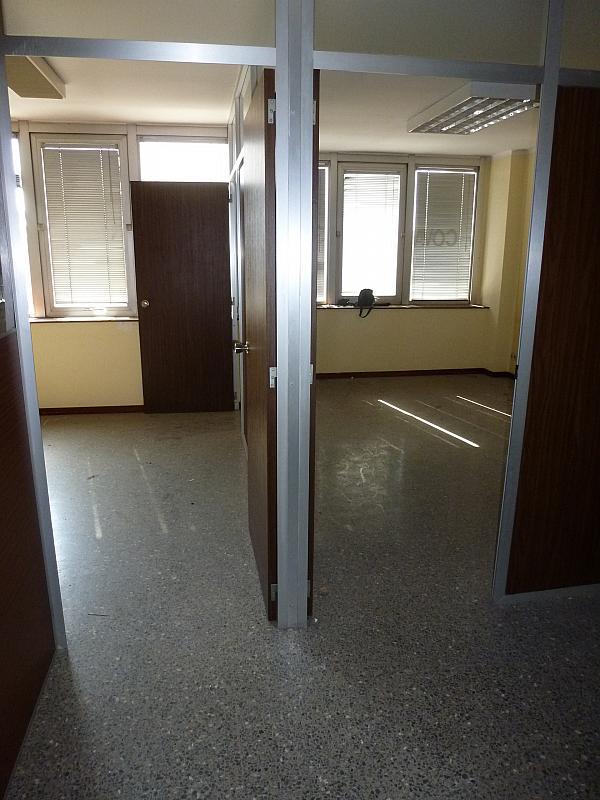 Salón - Despacho en alquiler en plaza Folch i Torres, Granollers Centre en Granollers - 331309901