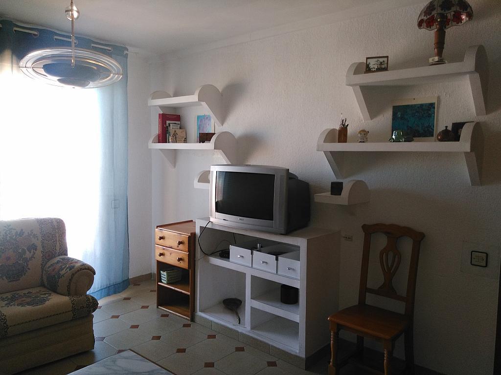 Salón - Piso a compartir en calle Valle Inclan, Nueva Andalucia en Almería - 317191737