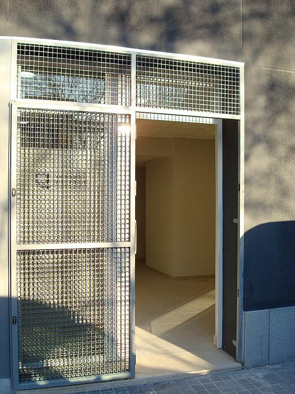 Fachada - Local en alquiler en calle Ascao, Pueblo Nuevo en Madrid - 298592049