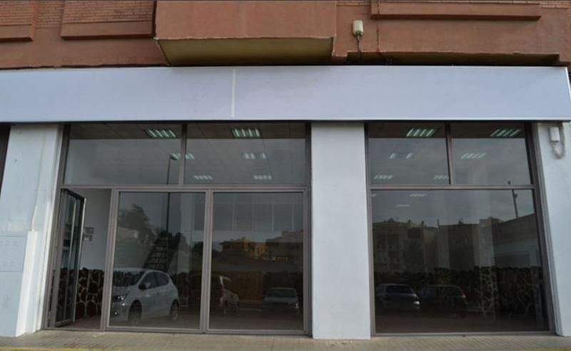 Fachada - Local comercial en alquiler en carretera Granada, Villa Blanca en Almería - 219892363