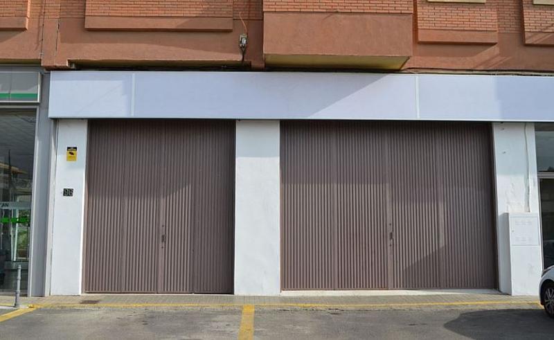 Fachada - Local comercial en alquiler en carretera Granada, Villa Blanca en Almería - 219892369