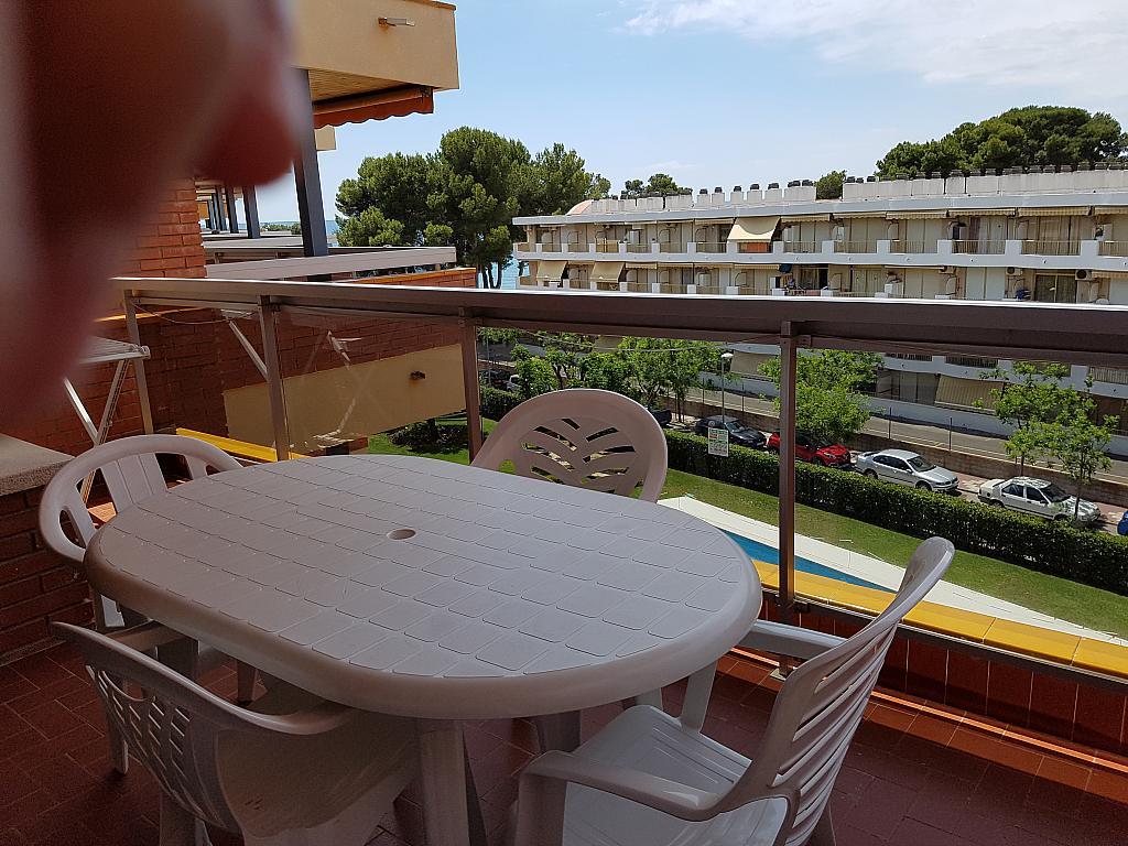 Terraza - Apartamento en venta en calle Diputacion, Vilafortuny en Cambrils - 326695111