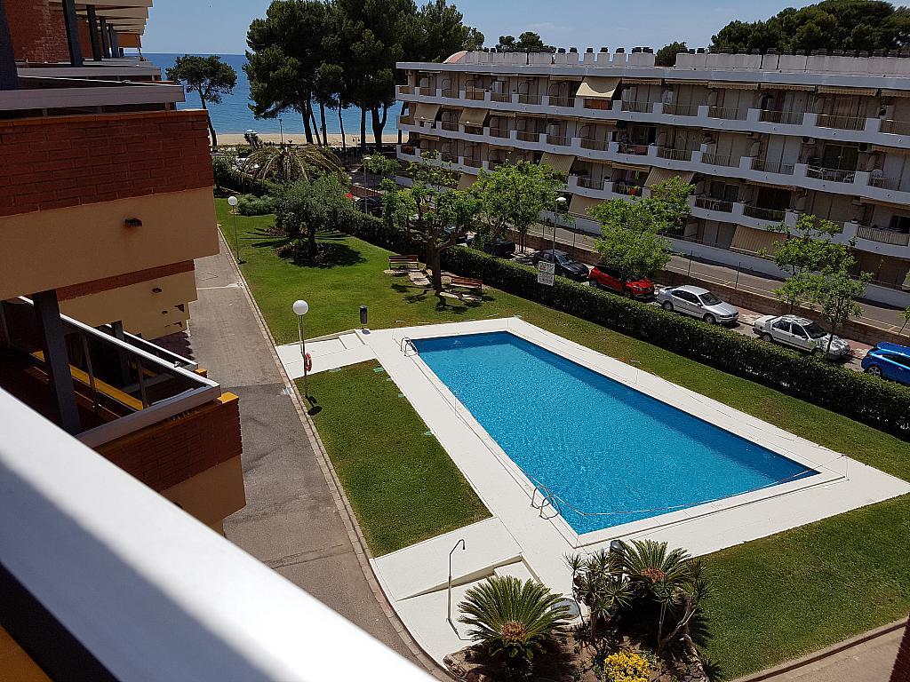 Piscina - Apartamento en venta en calle Diputacion, Vilafortuny en Cambrils - 326695113