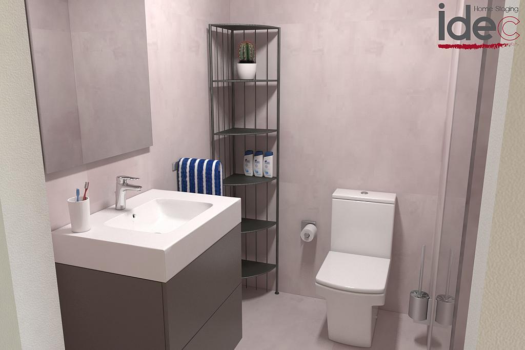Baño - Apartamento en venta en calle Diputacion, Vilafortuny en Cambrils - 326695118