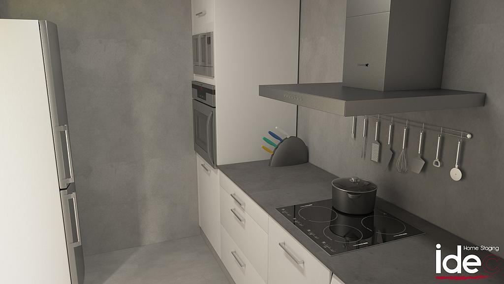 Cocina - Apartamento en venta en calle Diputacion, Vilafortuny en Cambrils - 326695124
