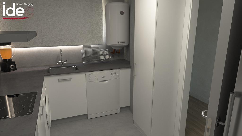 Cocina - Apartamento en venta en calle Diputacion, Vilafortuny en Cambrils - 326695125