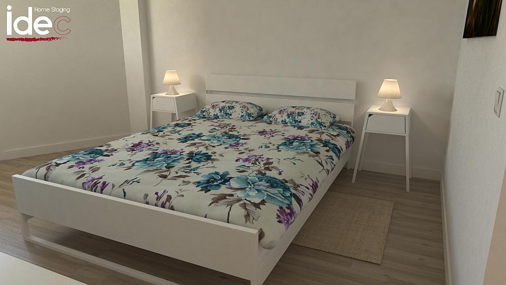 Dormitorio - Apartamento en venta en calle Diputacion, Vilafortuny en Cambrils - 326695132