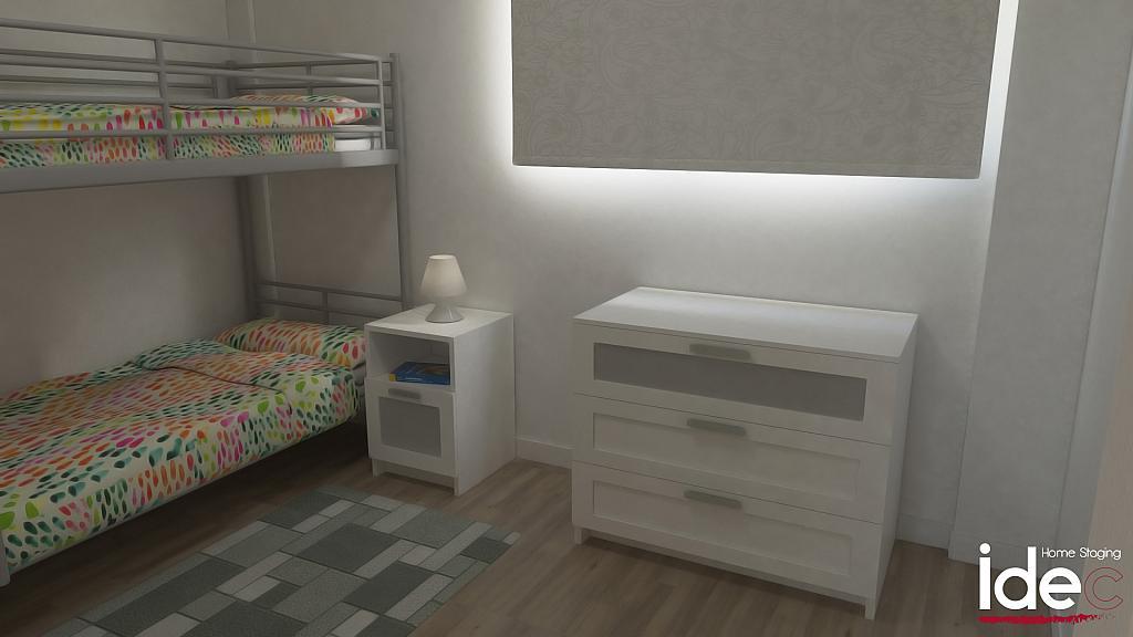 Dormitorio - Apartamento en venta en calle Diputacion, Vilafortuny en Cambrils - 326695136