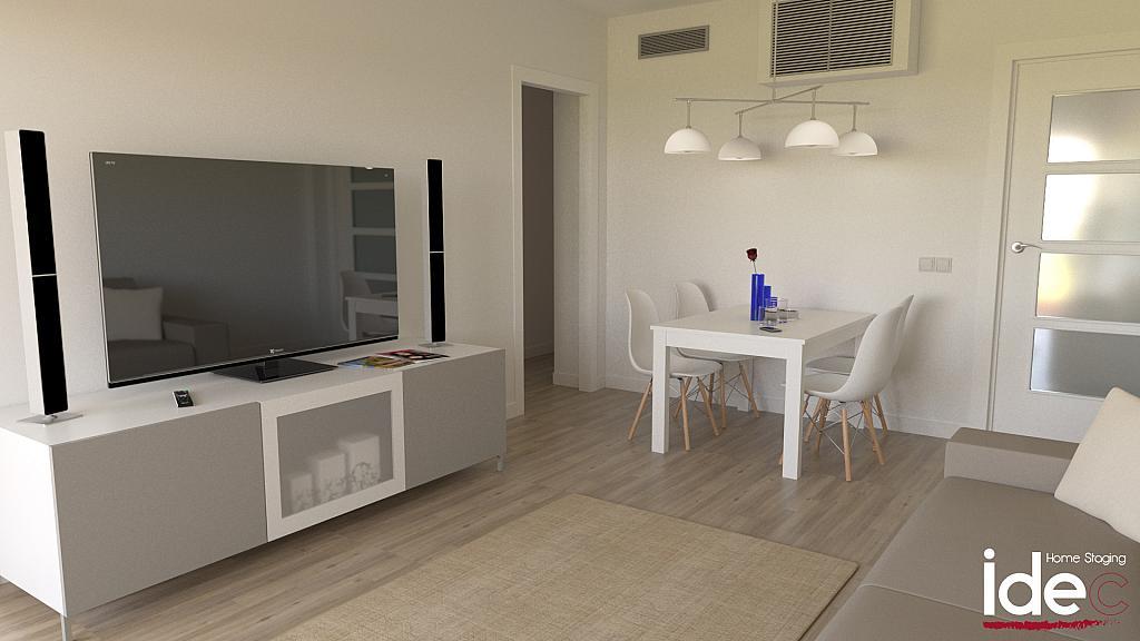 Comedor - Apartamento en venta en calle Diputacion, Vilafortuny en Cambrils - 326695137