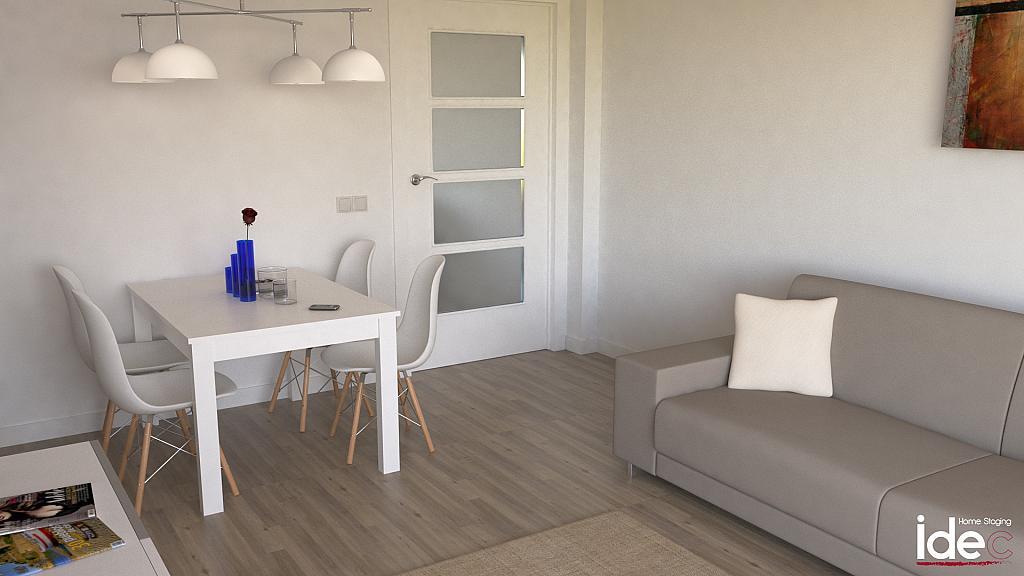Comedor - Apartamento en venta en calle Diputacion, Vilafortuny en Cambrils - 326695138
