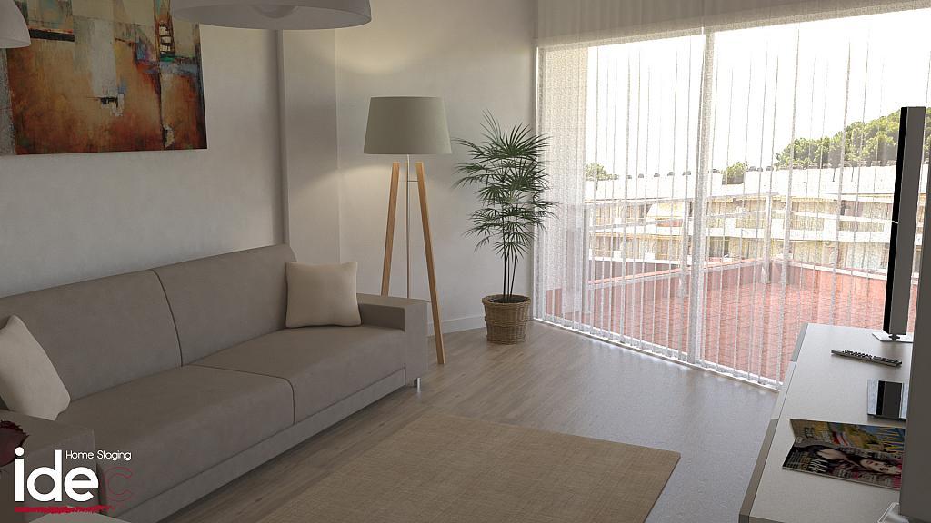Comedor - Apartamento en venta en calle Diputacion, Vilafortuny en Cambrils - 326695140