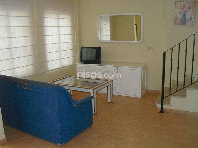 Salón - Dúplex en alquiler en plaza Crujias, Mollina - 356645794