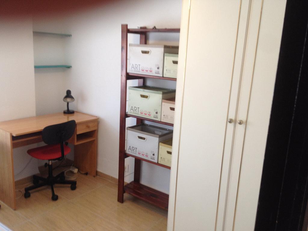 Dormitorio - Piso a compartir en calle Patriarca Perez Rodriguez, Casco Antiguo en Algeciras - 330429324
