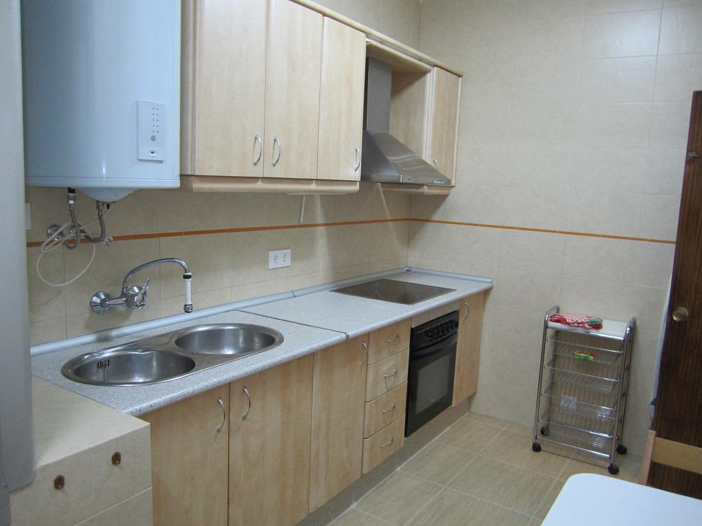 Cocina - Piso a compartir en calle Patriarca Perez Rodriguez, Casco Antiguo en Algeciras - 330429386