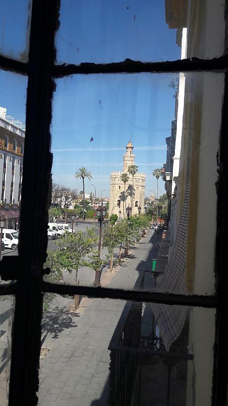 Fachada - Local comercial en alquiler en calle Almirante Lobo, Arenal en Sevilla - 293556323