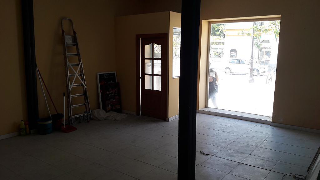 Detalles - Local comercial en alquiler en calle Almirante Lobo, Arenal en Sevilla - 293557749