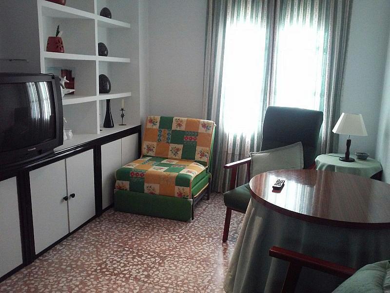 Salón - Apartamento en alquiler en calle Xx, Llerena - 229894110