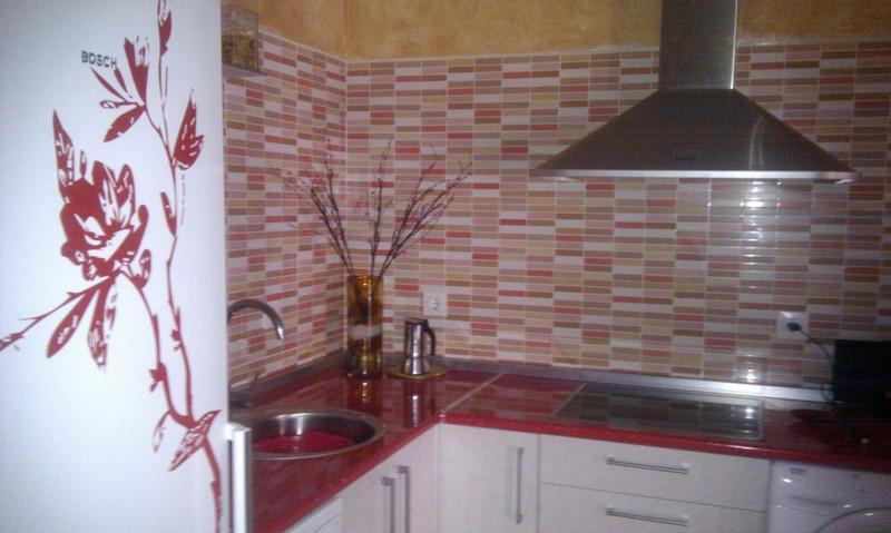 Cocina - Ático-dúplex en alquiler en urbanización San Sebastian, Mijares - 81539461