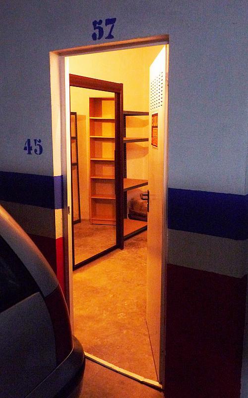 Detalles - Trastero en alquiler en calle Chipre, Los Bermejales en Sevilla - 307837470