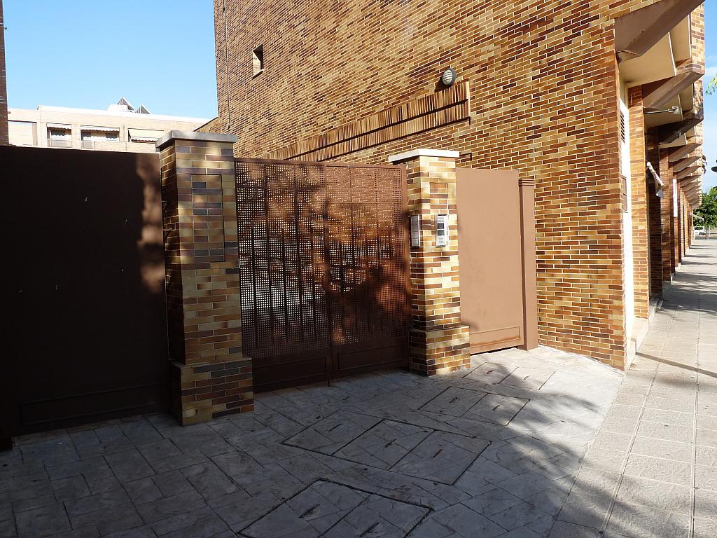 Fachada - Trastero en alquiler en calle Chipre, Los Bermejales en Sevilla - 307837480