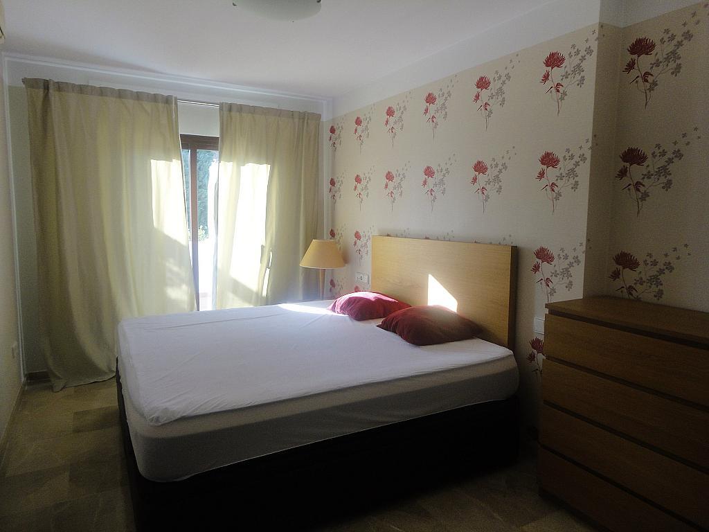 Dormitorio - Apartamento en alquiler en calle Sierra Bermeja, Urbanizaciones en Marbella - 330777698