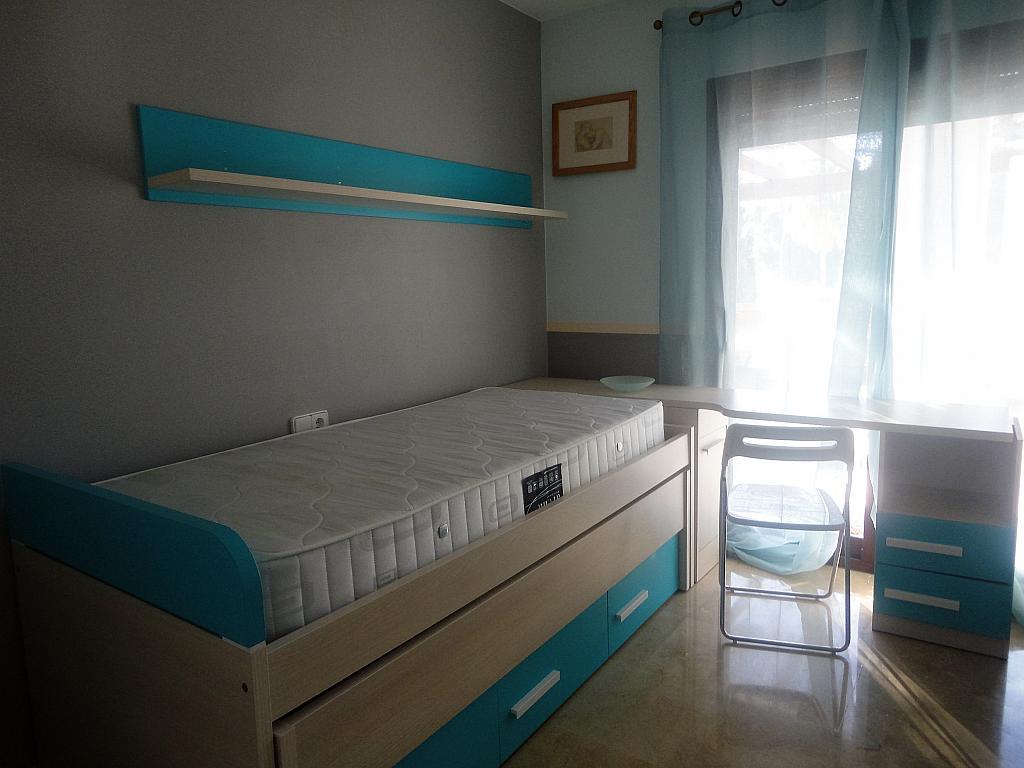 Dormitorio - Apartamento en alquiler en calle Sierra Bermeja, Urbanizaciones en Marbella - 330777703