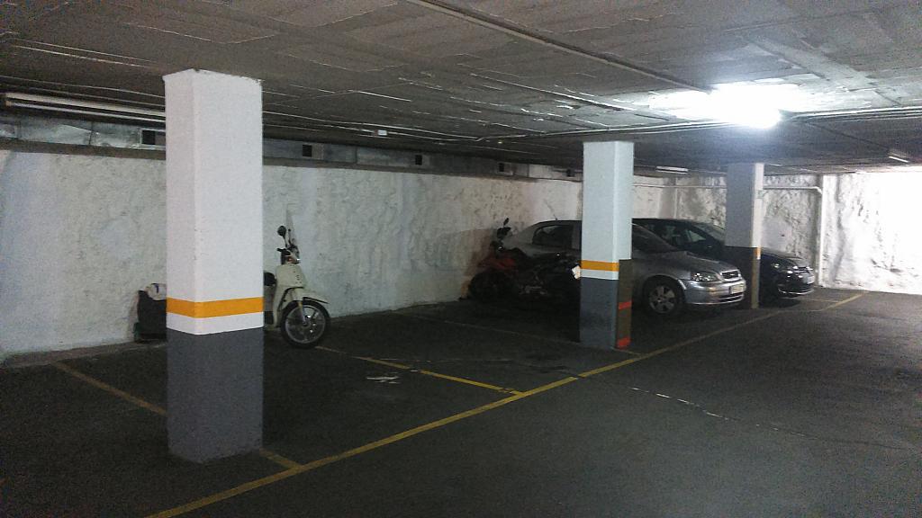 Parking - Parking en alquiler en calle Madrazo, Sant Gervasi – Galvany en Barcelona - 316035860