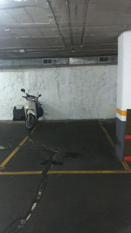 Parking - Parking en alquiler en calle Madrazo, Sant Gervasi – Galvany en Barcelona - 316035891