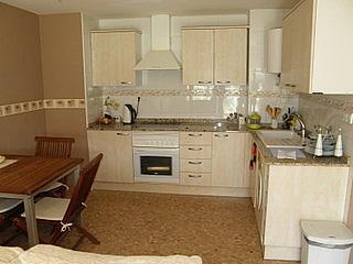 Cocina - Apartamento en alquiler en calle San Vicente, Bonrepòs i Mirambell - 270727678