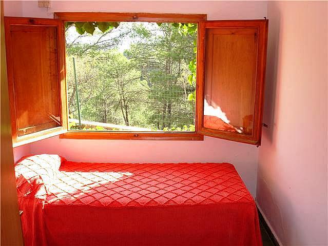 Dormitorio - Bungalow en alquiler en calle Can Valls, Can Valls en Masquefa - 255017366