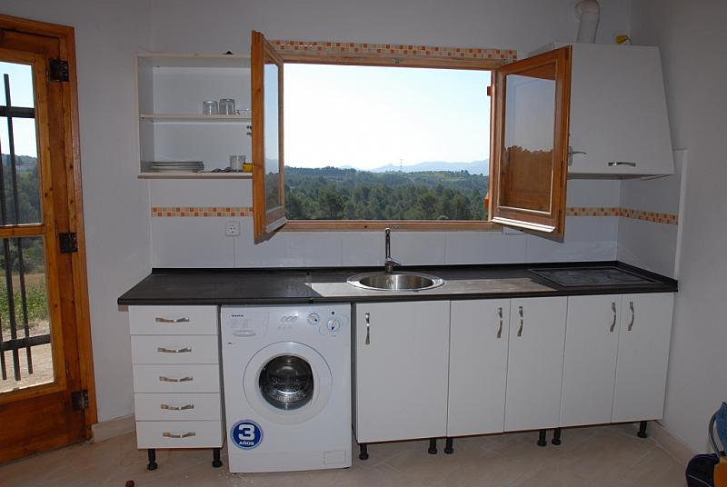Cocina - Bungalow en alquiler en calle Can Valls, Can Valls en Masquefa - 255017769