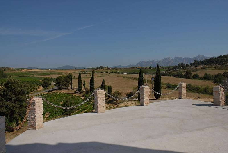 Terraza - Loft en alquiler en carretera Can Valls, Can Valls en Masquefa - 278576194