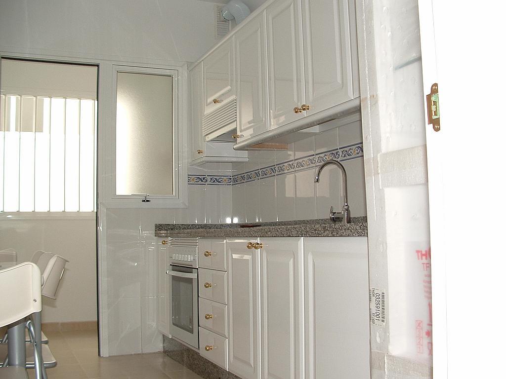 Cocina - Piso en alquiler en calle Primera Florida, San Andrés en Santa Cruz de Tenerife - 331624240