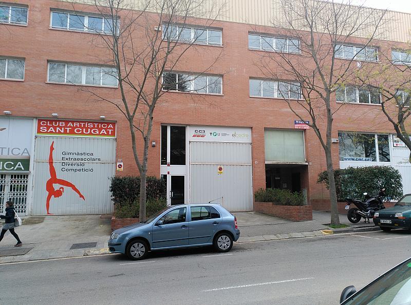 Fachada - Oficina en alquiler en calle Camí de Can Calders, Sant Cugat del Vallès - 256044664