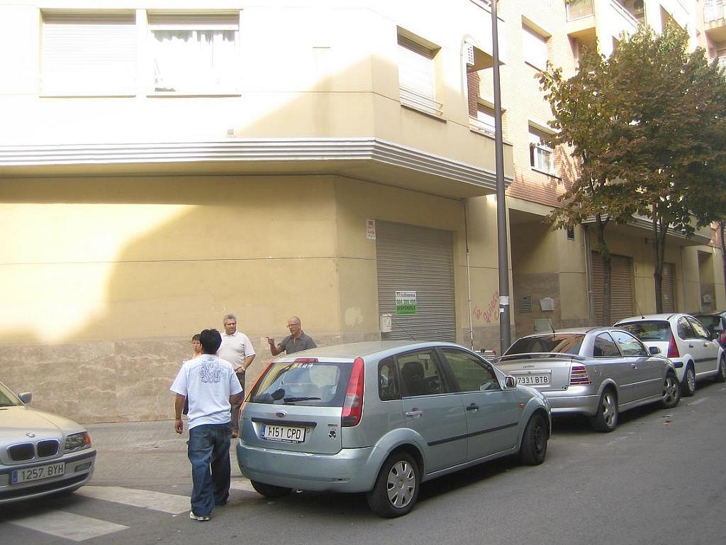 Fachada - Local comercial en alquiler en calle Pere de Lluna, Reus - 327644605