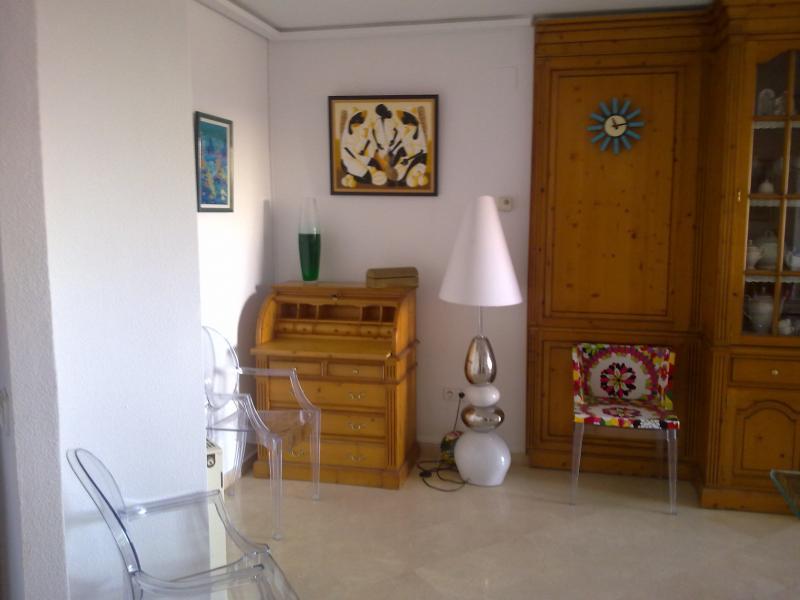 Comedor - Piso en alquiler de temporada en calle Profesor Lopez Piñeiro, Valencia - 102466575