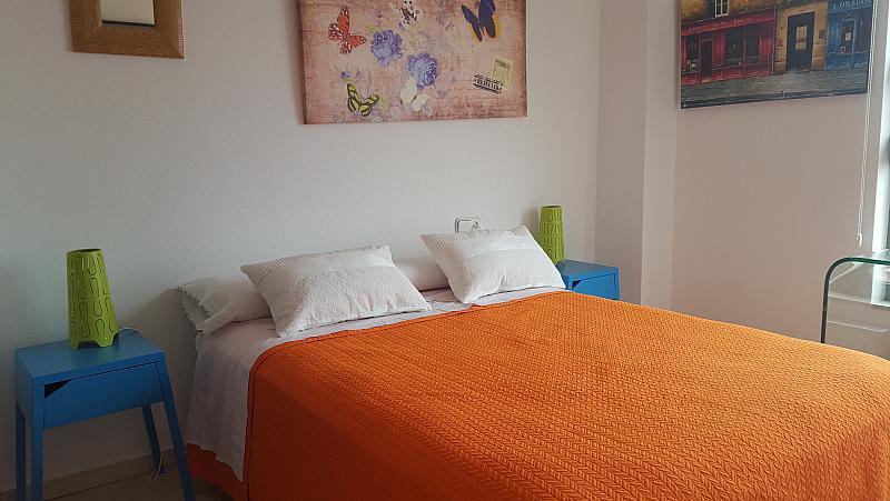 Dormitorio - Piso en alquiler de temporada en calle Profesor Lopez Piñeiro, Valencia - 216802808
