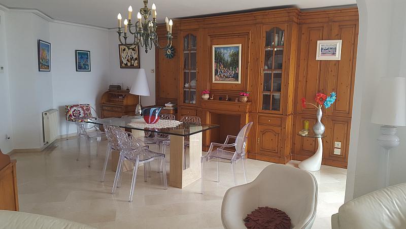 Comedor - Piso en alquiler de temporada en calle Profesor Lopez Piñeiro, Valencia - 216802817