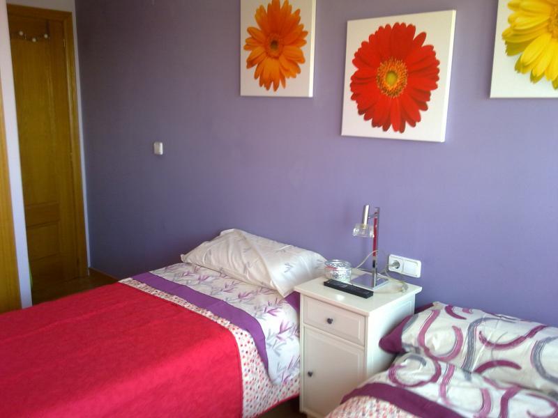 Dormitorio - Apartamento en alquiler de temporada en calle Paseo de la Alameda, Valencia - 116801765