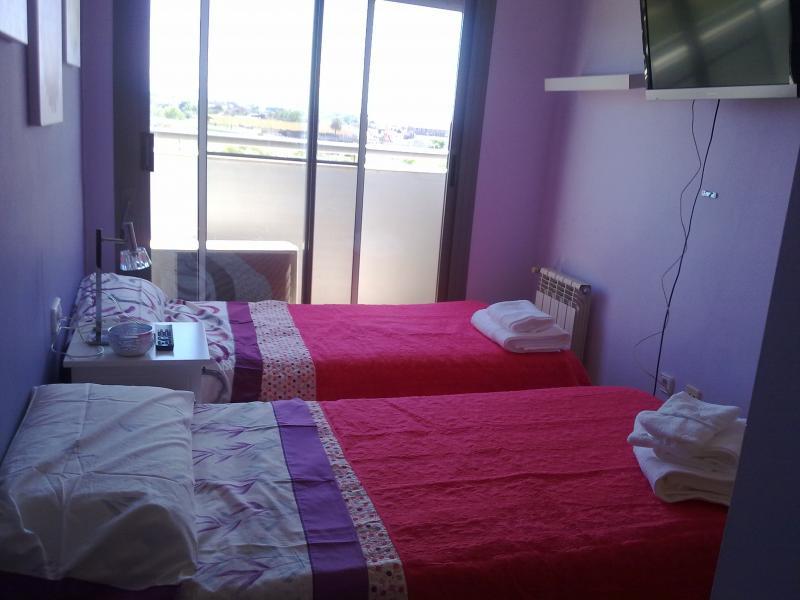 Dormitorio - Apartamento en alquiler de temporada en calle Paseo de la Alameda, Valencia - 116801778