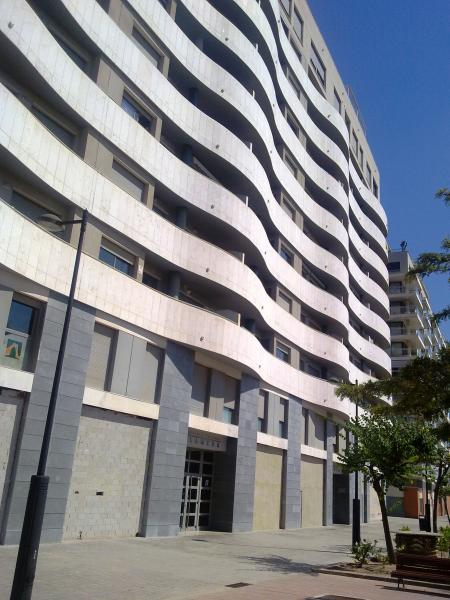 Fachada - Apartamento en alquiler de temporada en calle Paseo de la Alameda, Valencia - 120728239