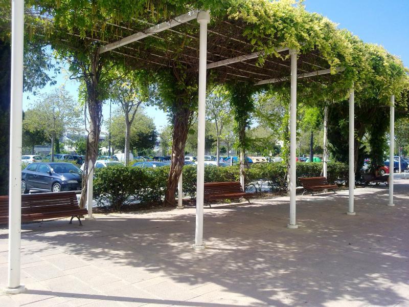 Vestíbulo - Apartamento en alquiler de temporada en calle Paseo de la Alameda, Valencia - 120728257
