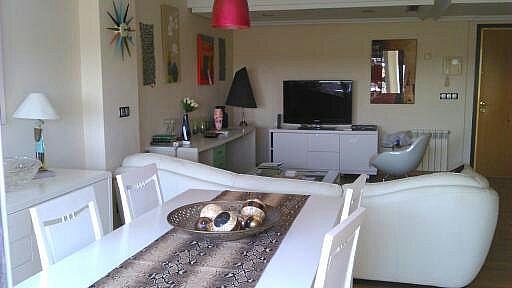 Comedor - Apartamento en alquiler de temporada en calle Paseo de la Alameda, Valencia - 156604257