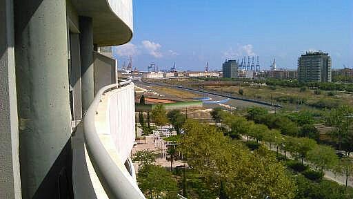 Vistas - Apartamento en alquiler de temporada en calle Paseo de la Alameda, Valencia - 156604328