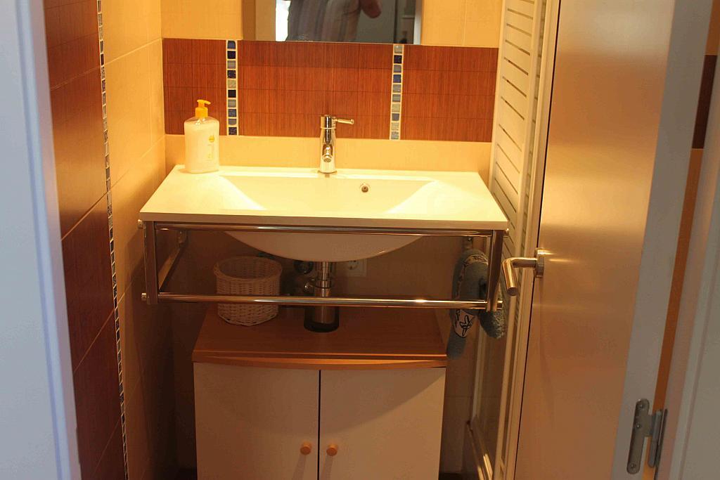 Baño - Estudio en alquiler en calle Carles Buigas, Capellans o acantilados en Salou - 329909521