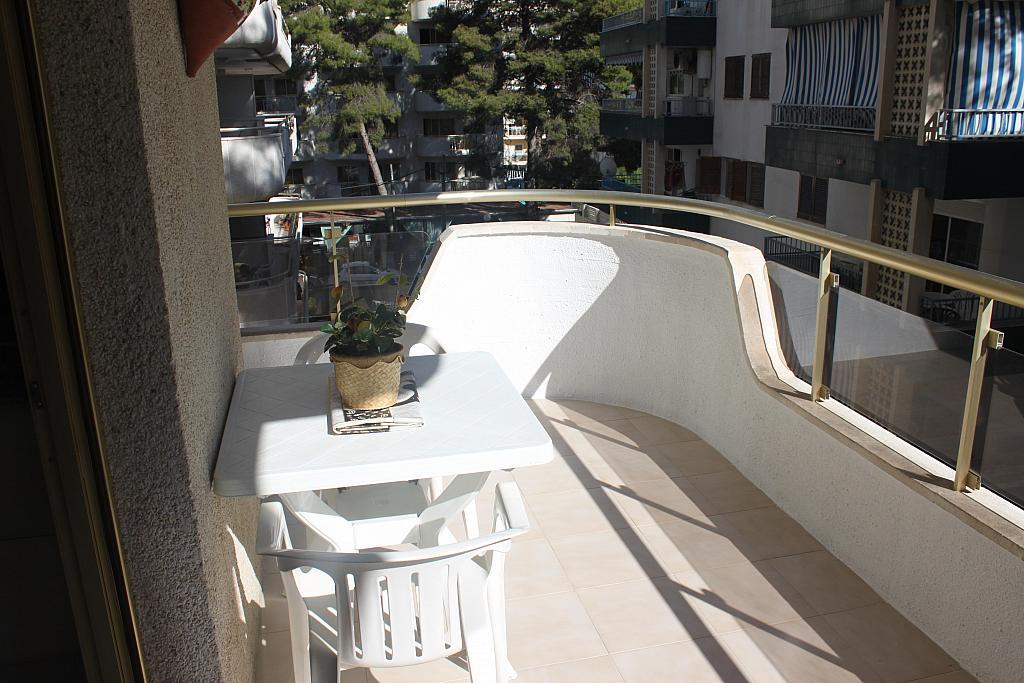 Balcón - Estudio en alquiler en calle Carles Buigas, Capellans o acantilados en Salou - 329909530