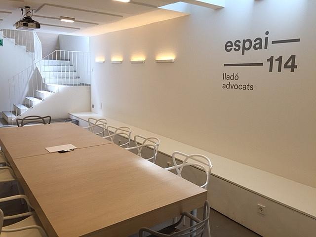Vistas - Despacho en alquiler en calle Francesc Layret, Centre en Badalona - 261516977